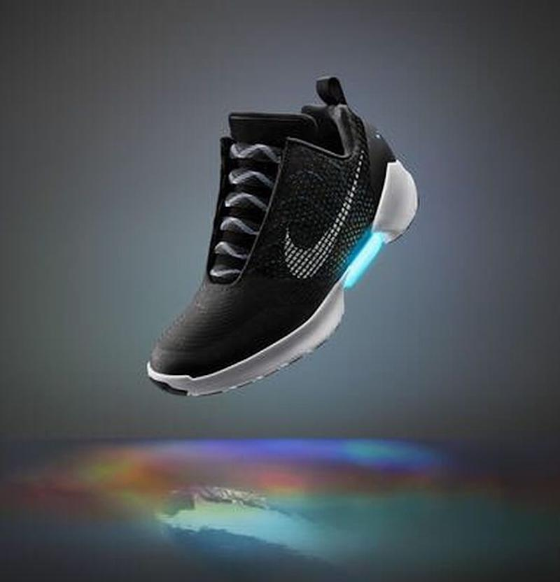 the best attitude 4c1f6 af0f3 Behold  Nike s self-lacing shoe has an official launch date
