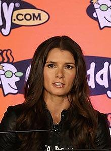Danica Patrick will race in NASCAR's Nationwide Series full time beginning in 2012