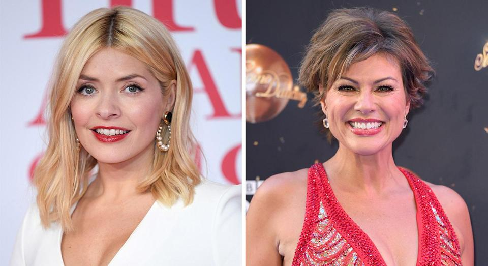 Both Holly and Kate have received a backlash about their new roles [Photo: Getty]