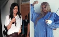 <p><strong>When:</strong> October 10<br>The youngest Jenner sister has dyed her hair once again, going for a more subtle grey blonde shade than her previous rainbow colours.<br><i>[Photo: Getty/Instagram]</i> </p>