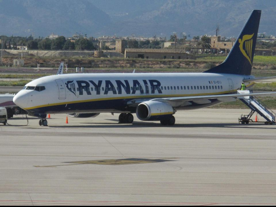 Going places: Ryanair's new head of press communications is obliged to have a thick skin (Simon Calder)