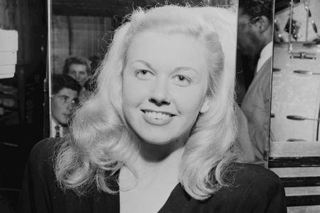 Actress Doris Day is pictured at the aquarium in New York City, U.S. in this July 1946 image. Courtesy William P. Gottlieb/Ira and Leonore S. Gershwin Fund Collection, Music Division, Library of Congress/Handout via REUTERS