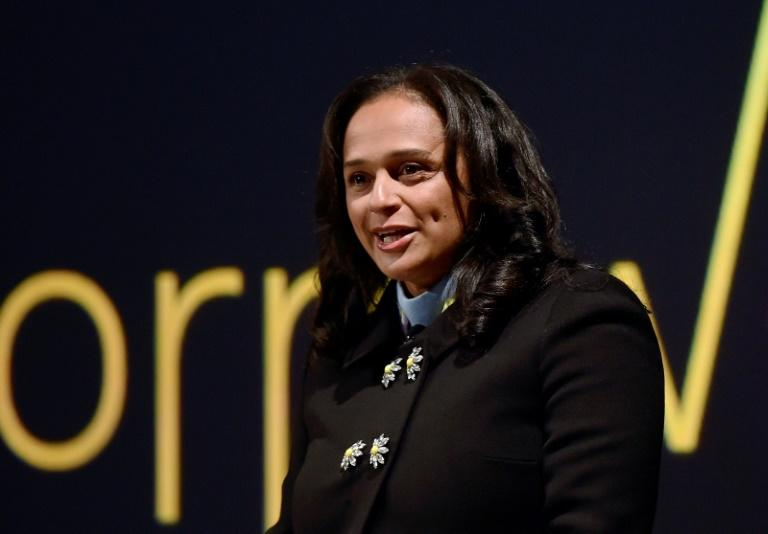 Isabel dos Santos is said to be Africa's richest woman (AFP Photo/MIGUEL RIOPA)