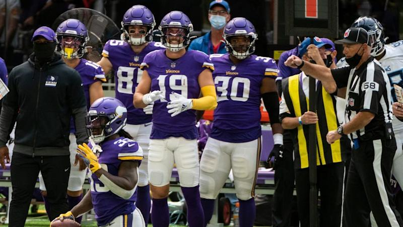 Vikings have zero positive tests, game with Texans officially on