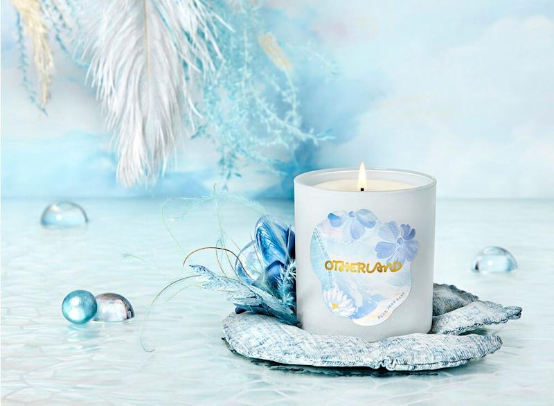 Buy It! Otherland Blue Jean Baby Candle, $36; otherland.com | Otherland