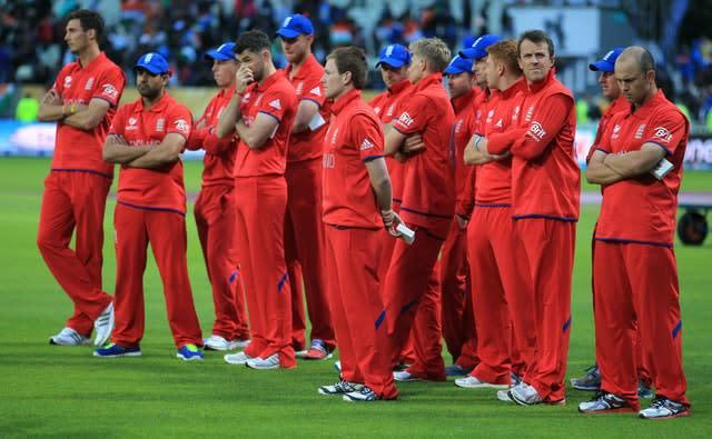 England suffered another major final defeat (Mike Egerton/PA)