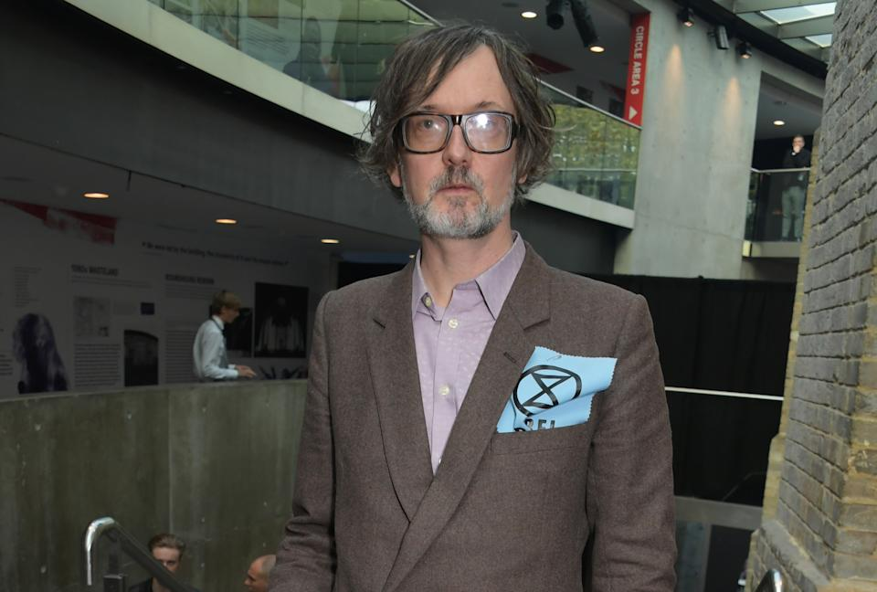 Jarvis Cocker attends The Q Awards 2019 at The Roundhouse on October 16, 2019 in London, England. (Photo by David M. Benett/Dave Benett/Getty Images)