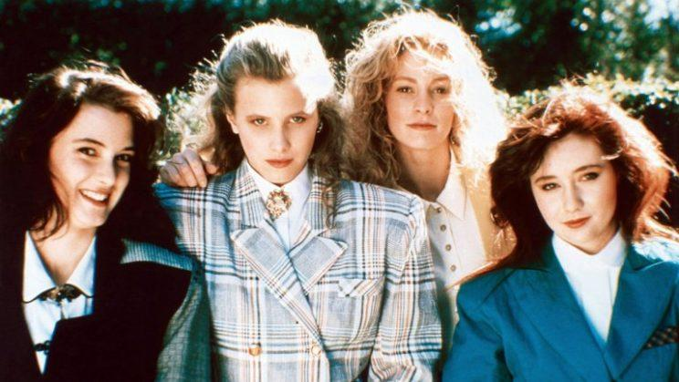 Shannen Doherty joins TV Land's Heathers pilot, shares pic from set