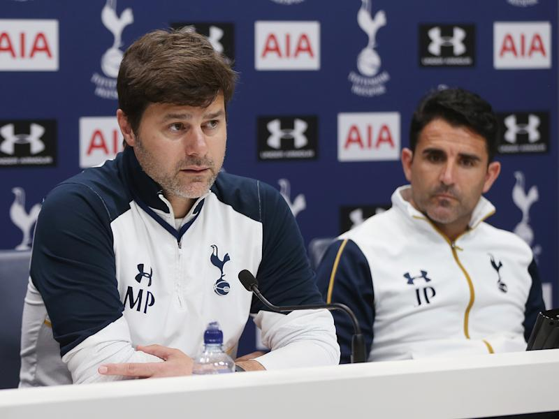 Mauricio Pochettino wants to win the Premier League, not simply finish above Tottenham's rivals: Getty