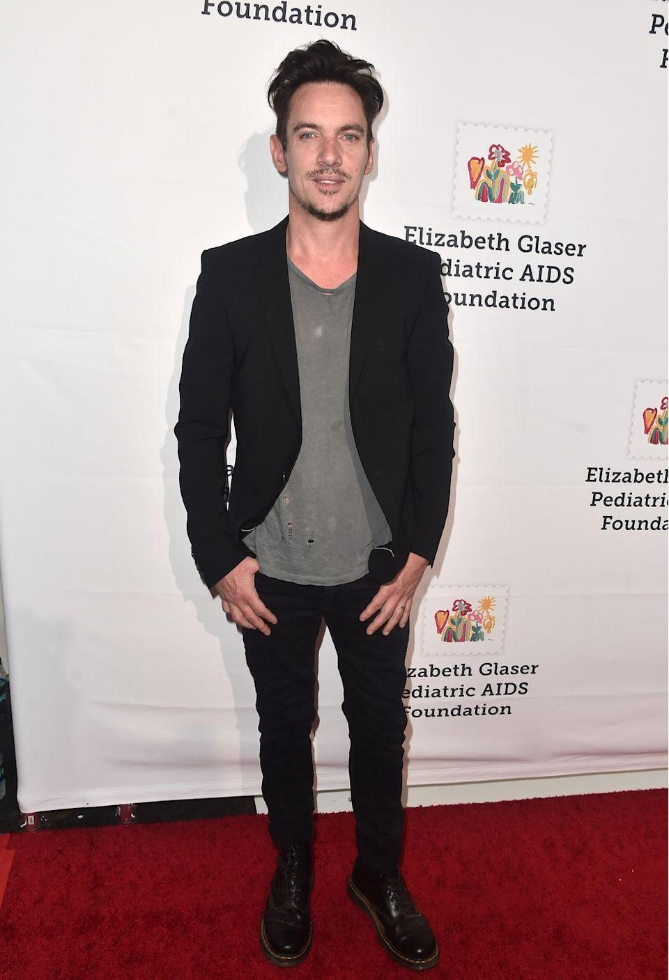 <p>Yet another Dubliner in our midst! Along with a modeling career, Rhys Meyers is most famous for appearing in projects such as <em>The Tudors</em>, <em>Elvis, </em>and <em>Bend It Like Beckham.</em></p>