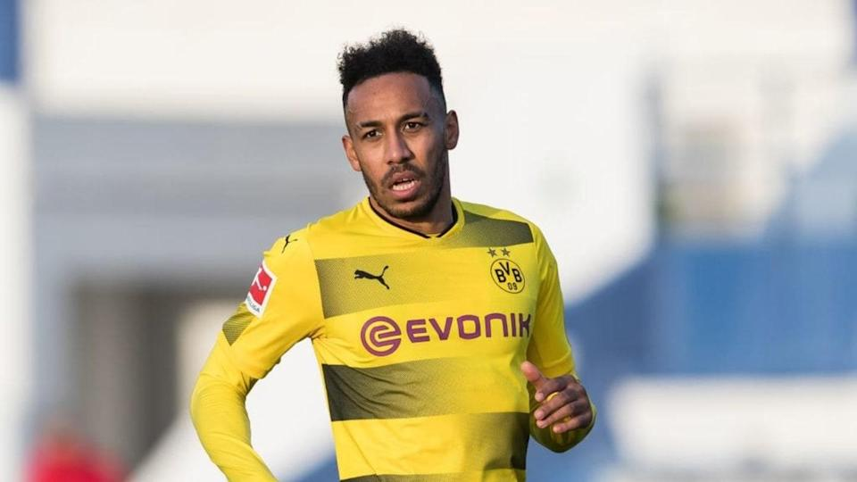 Aubameyang   VI-Images/Getty Images