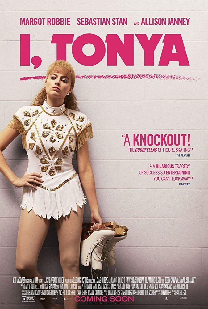 """<p>Inspired by the real-life events of figure skater Tonya Harding (and her infamous encounter with Nancy Kerrigan), this dark comedy is fascinating, heartbreaking, and somehow hilarious all at once.</p><p><a class=""""link rapid-noclick-resp"""" href=""""https://www.amazon.com/I-Tonya-Margot-Robbie/dp/B07892V3VY/?tag=syn-yahoo-20&ascsubtag=%5Bartid%7C10050.g.25336174%5Bsrc%7Cyahoo-us"""" rel=""""nofollow noopener"""" target=""""_blank"""" data-ylk=""""slk:WATCH NOW"""">WATCH NOW</a></p>"""