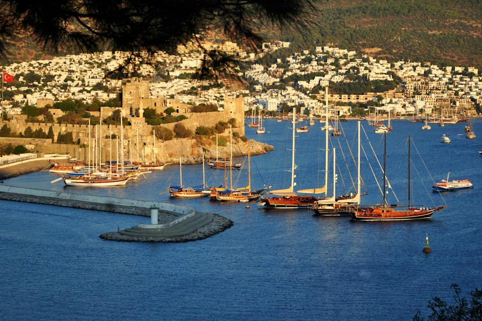 Bodrum Peninsula, Turkey - getty