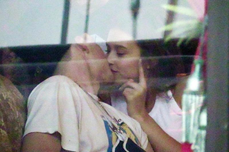 Brooklyn Beckham has been seen kissing Playboy model Lexi Wood. Source: Backgrid