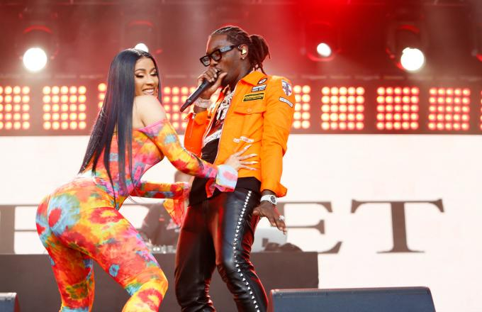 Cardi B shows off new thigh tattoo honoring husband Offset