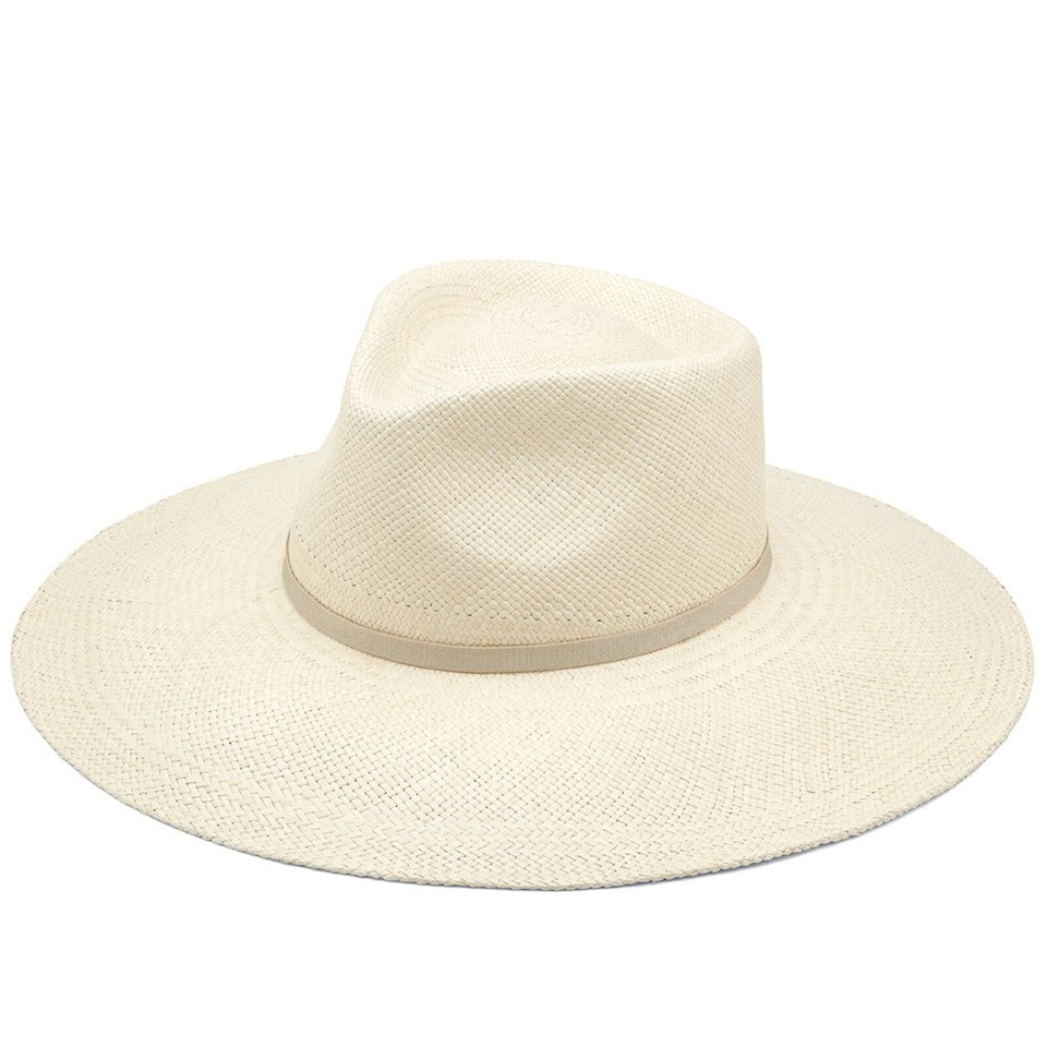 """<h2>Cuyana Wide Brim Summer Hat</h2><br>For all the gardening and beach-walking she'll be doing once the weather warms up. <br><br><strong>Cuyana</strong> Wide Brim Summer Hat, $, available at <a href=""""https://go.skimresources.com/?id=30283X879131&url=https%3A%2F%2Fwww.cuyana.com%2Faccessories%2Fhats%2Fwide-brim-summer-hat%2F10030710-110-059.html"""" rel=""""nofollow noopener"""" target=""""_blank"""" data-ylk=""""slk:Cuyana"""" class=""""link rapid-noclick-resp"""">Cuyana</a>"""