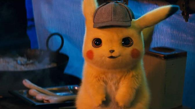 Detective PIkachu (Legendary Entertainment/ Warner Bros)