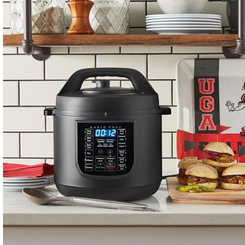 """<p>If you're in the market for new appliances, check out Home Depot's Labor Day Sale. Small appliances are going for up to 40% off, so you can get this <a href=""""https://go.redirectingat.com?id=74968X1596630&url=https%3A%2F%2Fwww.homedepot.com%2Fp%2FMagic-Chef-9-in-1-6-Qt-Matte-Black-Electric-Multi-Cooker-with-Recipe-Book-MCSMC6B%2F309088202&sref=https%3A%2F%2Fwww.delish.com%2Fkitchen-tools%2Fcookware-reviews%2Fg33833430%2Fbest-labor-day-sales-2020%2F"""" rel=""""nofollow noopener"""" target=""""_blank"""" data-ylk=""""slk:9-in-1 Magic Chef Multi-Cooker"""" class=""""link rapid-noclick-resp""""><strong>9-in-1 Magic Chef Multi-Cooker</strong></a> for $40 less than it usually goes for, or this <strong><a href=""""https://go.redirectingat.com?id=74968X1596630&url=https%3A%2F%2Fwww.homedepot.com%2Fp%2FBlendtec-Classic-570-90-oz-3-Speed-Pulse-and-2-programmed-buttons-Black-Blender-C570A2301C-COSTCO%2F313395576&sref=https%3A%2F%2Fwww.delish.com%2Fkitchen-tools%2Fcookware-reviews%2Fg33833430%2Fbest-labor-day-sales-2020%2F"""" rel=""""nofollow noopener"""" target=""""_blank"""" data-ylk=""""slk:Blendtec blender"""" class=""""link rapid-noclick-resp"""">Blendtec blender</a></strong> for $79 off — not to mention this <a href=""""https://go.redirectingat.com?id=74968X1596630&url=https%3A%2F%2Fwww.homedepot.com%2Fp%2FOXX-COFFEEBOXX-Black-Single-Serve-Coffee-Maker-CBK250B%2F301313771&sref=https%3A%2F%2Fwww.delish.com%2Fkitchen-tools%2Fcookware-reviews%2Fg33833430%2Fbest-labor-day-sales-2020%2F"""" rel=""""nofollow noopener"""" target=""""_blank"""" data-ylk=""""slk:Coffeeboxx Black Single Serve Coffee Maker"""" class=""""link rapid-noclick-resp""""><strong>Coffeeboxx Black Single Serve Coffee Maker</strong></a> for $60 off.</p><p>Big ticket items are also on sale, including up 40% off cooking appliances (like this <strong><a href=""""https://go.redirectingat.com?id=74968X1596630&url=https%3A%2F%2Fwww.homedepot.com%2Fp%2FWhirlpool-1-7-cu-ft-Over-the-Range-Microwave-in-Stainless-Steel-with-Electronic-Touch-Controls-WMH31017HS%2F302264764&sref=https%3A%2F%2Fwww.delish.co"""