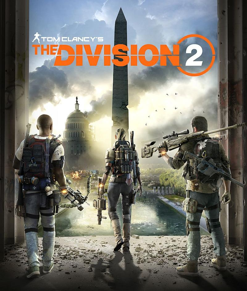 The Division 2 ditches Steam for Epic Games Store