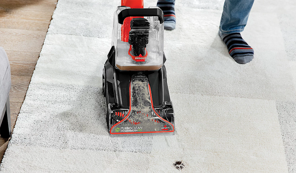 Shoppers love that this machine is lightweight and easy to maneuver. (Photo: QVC)