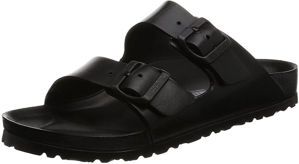 <p>These <span>Birkenstock Essentials Arizona Eva Sandals</span> ($30 - $105) are classic styles that have shown their staying power over the years.</p>