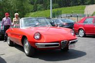 """<p>While the Spider has evolved through various iterations over the years, it's the original """"Series 1"""" generation of the '60s, famous from the movie <em>The Graduate</em>, that tugs the heartstrings of enthusiasts.</p>"""