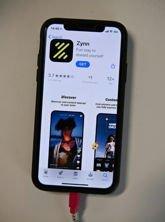 Kuaishou's Zynn app is already proving popular abroad, particularly in the United States
