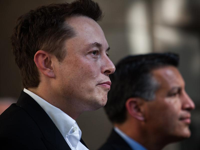 Tesla forms three-member panel to look at any Musk deal