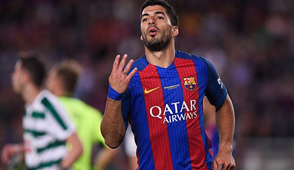 Premier League: Luis Suarez glaubt an Liverpool und Klopp in der Champions League