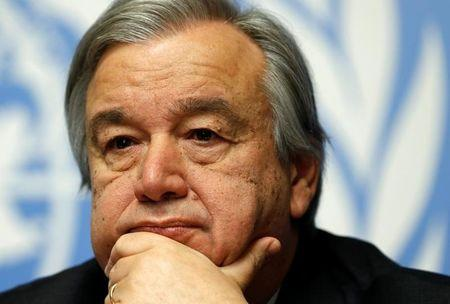 UN Diplomat: Portugal's Guterres tops 3rd poll for UN chief