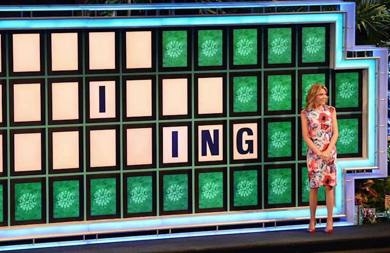 Vanna White fills in as Pat Sajak has emergency surgery