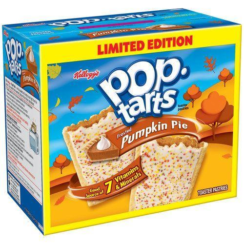 <p>Yep, these babies have already been spotted back in stores again and frankly, they're the easiest little pumpkin pies we've ever seen in our lives. SO CUTE.</p>