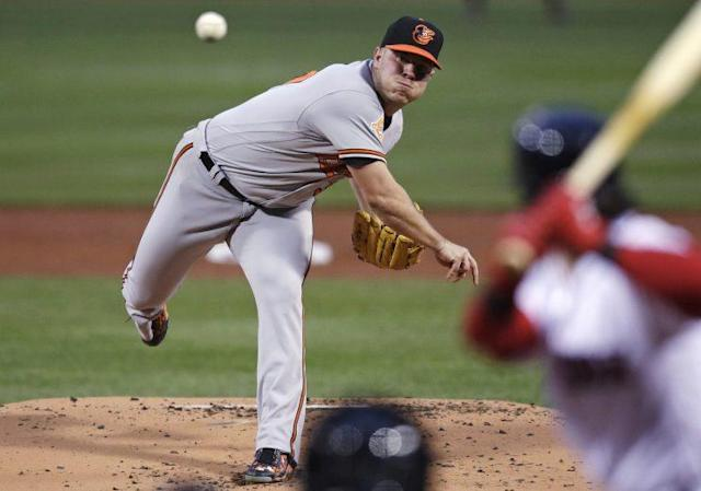Dylan Bundy's cutter is a big reason for his early success. (AP)