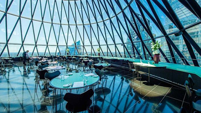 Searcys At The Gerkin