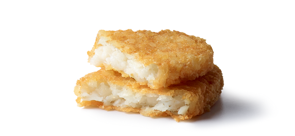 This Is Why McDonald's Hash Browns (And French Fries) Taste So Good