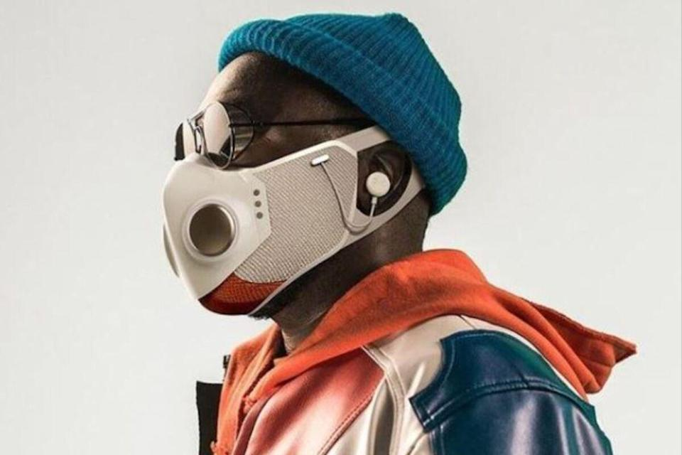 will i am mask