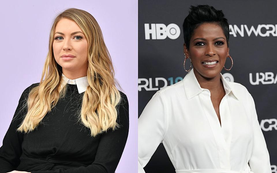 """Stassi Schroeder admits she """"wasn't anti-racist"""" after working with a diversity coach in the wake of her firing from Vanderpump Rules."""