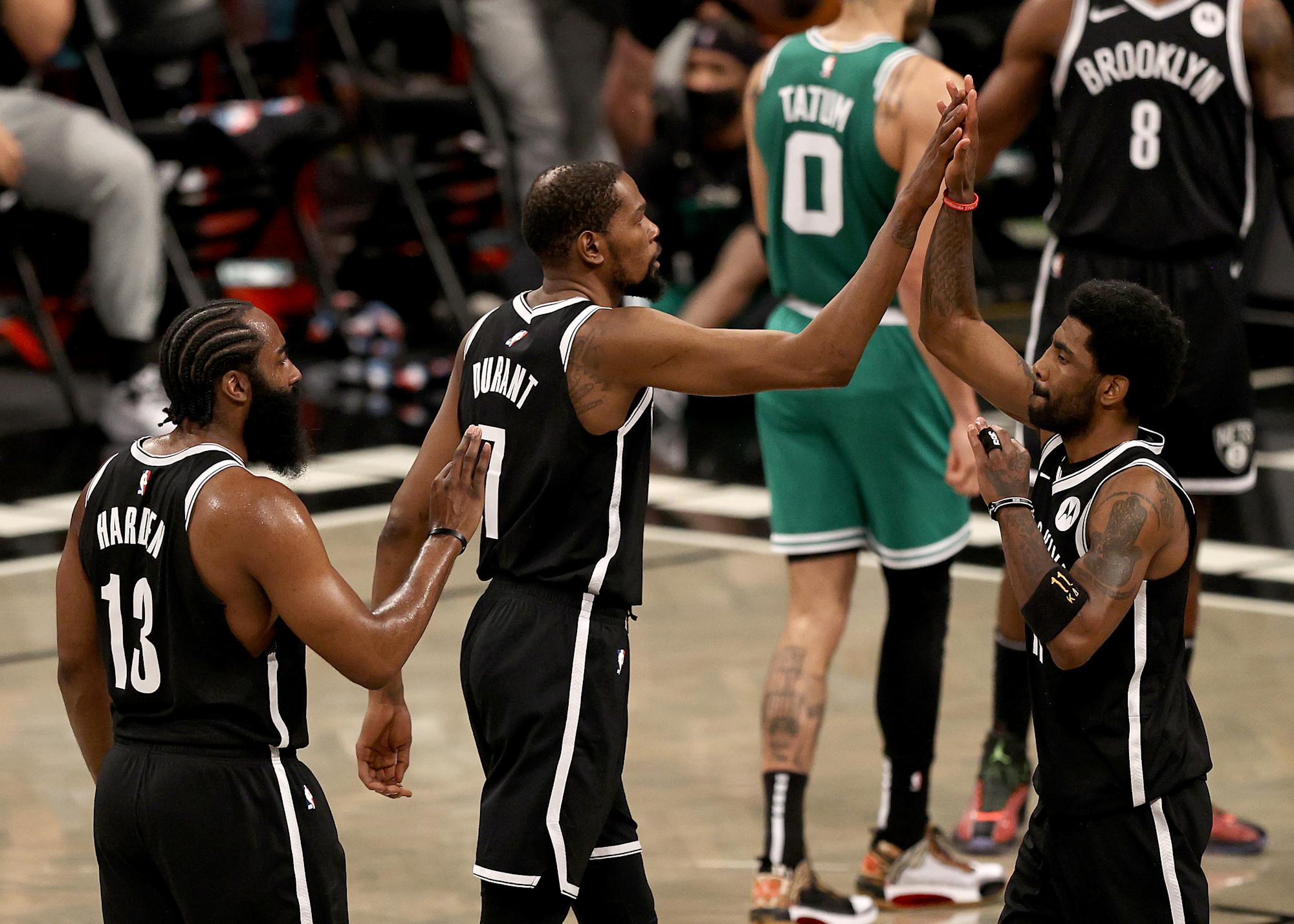 The Brooklyn Nets have no excuse not to win the 2021 NBA championship