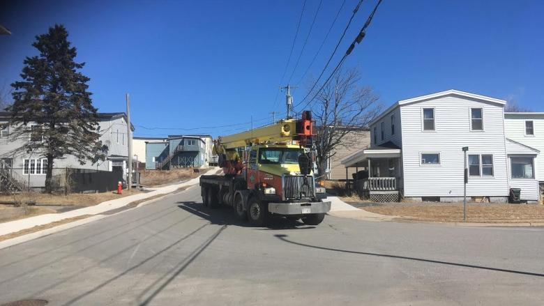 Saint John truck traffic exhausts patience: 'They think this is the Indy 500'