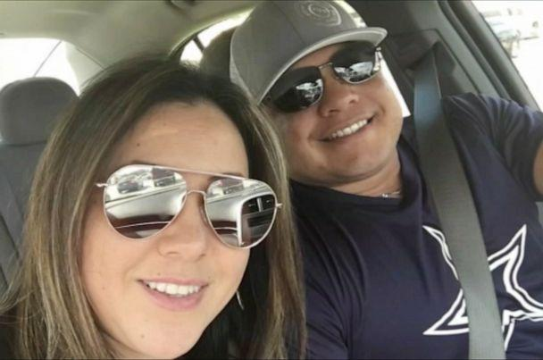 PHOTO: Irma Barrera and Roy Perez are believed to have drown in an accident in Turks and Caicos. (KTRK)