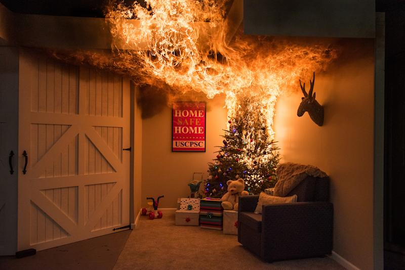 Home Safe Home for the Holidays with the U.S. Consumer Product Safety Commission