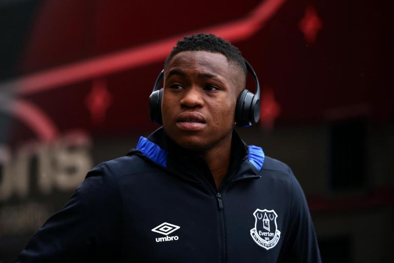 Everton's Ademola Lookman on his strange career path, playing with England and still 'missing the cages'