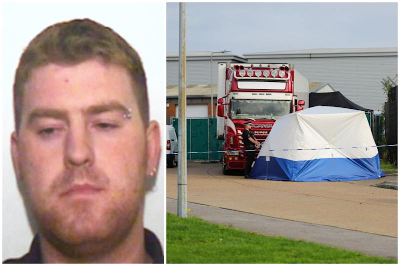 Ronan Hughes admitted 39 counts of manslaughter. (PA/Essex)