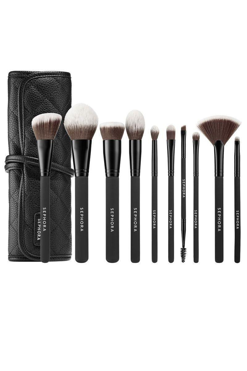 "<p><strong>Ready To Roll Brush Set</strong></p><p>sephora.com</p><p><strong>$72.00</strong></p><p><a href=""https://go.redirectingat.com?id=74968X1596630&url=https%3A%2F%2Fwww.sephora.com%2Fproduct%2Fready-to-roll-brush-set-P420011&sref=https%3A%2F%2Fwww.elle.com%2Fbeauty%2Fg34671473%2Fblack-friday-cyber-monday-beauty-deals-2020%2F"" rel=""nofollow noopener"" target=""_blank"" data-ylk=""slk:Shop Now"" class=""link rapid-noclick-resp"">Shop Now</a></p><p>Get 50% off the entire Sephora Collection November 26 through November 30th. </p>"