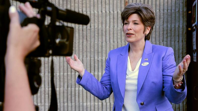 Joni Ernst, From Obscure Iowa Legislator to Potential Role Model for Future GOP Candidates