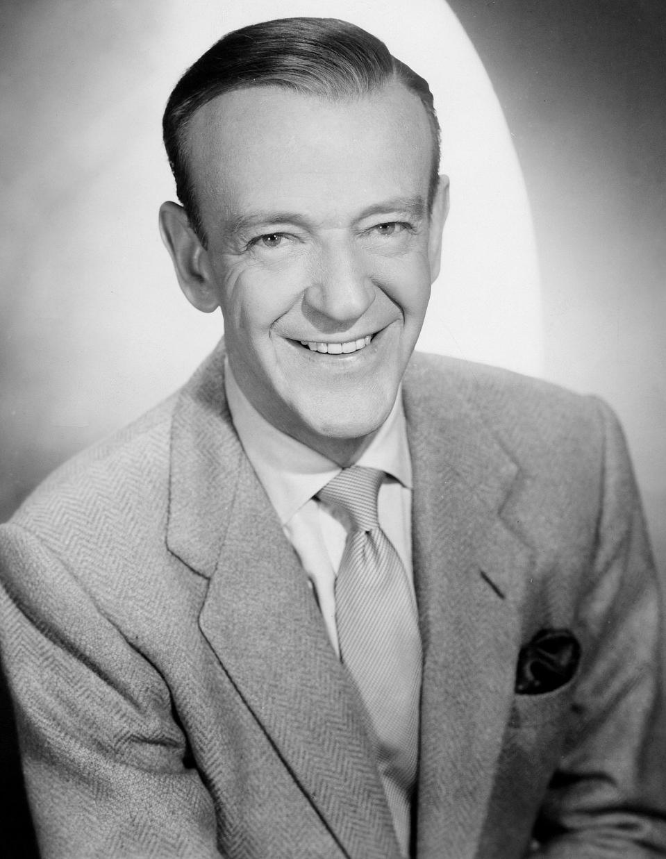 <p>Fred Astaire won the Cecil B. DeMille Award in 1961. </p>