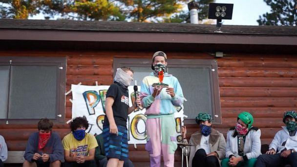 PHOTO: North Star Camp for Boys, near Hayward, Wis., is opening up a camp in the fall due to the COVID-19 crisis relegating students to their homes. (Courtesy North Star Camp for Boys)