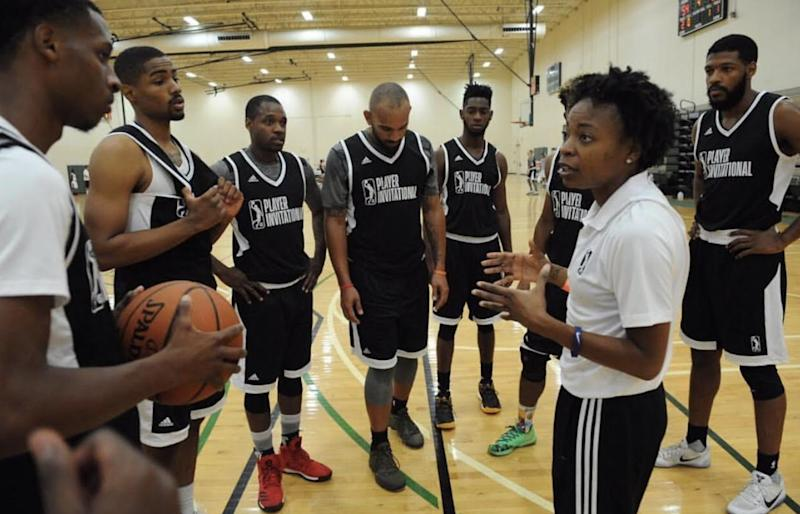 44070929b How Edniesha Curry became the only female coach in D-I men s hoops