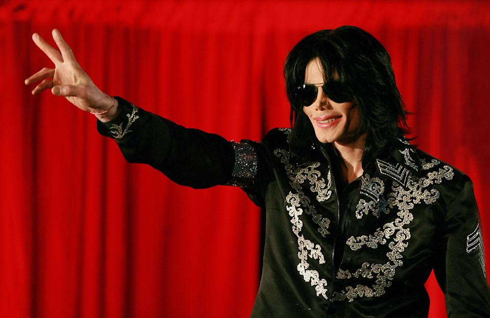 Michael Jackson, pictured in 2009, is the subject of a new documentary that will premiere at the Sundance Film Festival. His estate is already denouncing the content of the film, which features accusations of sexual abuse. (Photo: Carl De Souza/AFP/Getty Images)