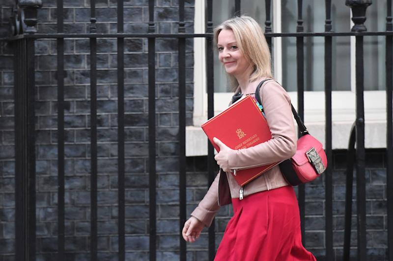 Earlier, Chief Secretary to the Treasury Liz Truss warned a new Brexit referendum would provoke a 'massive crisis'.